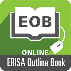 ERISA Outline Book 1-year subscription - 10-user license