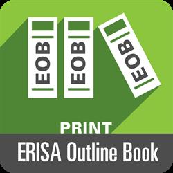 2019 ERISA Outline Book - Print